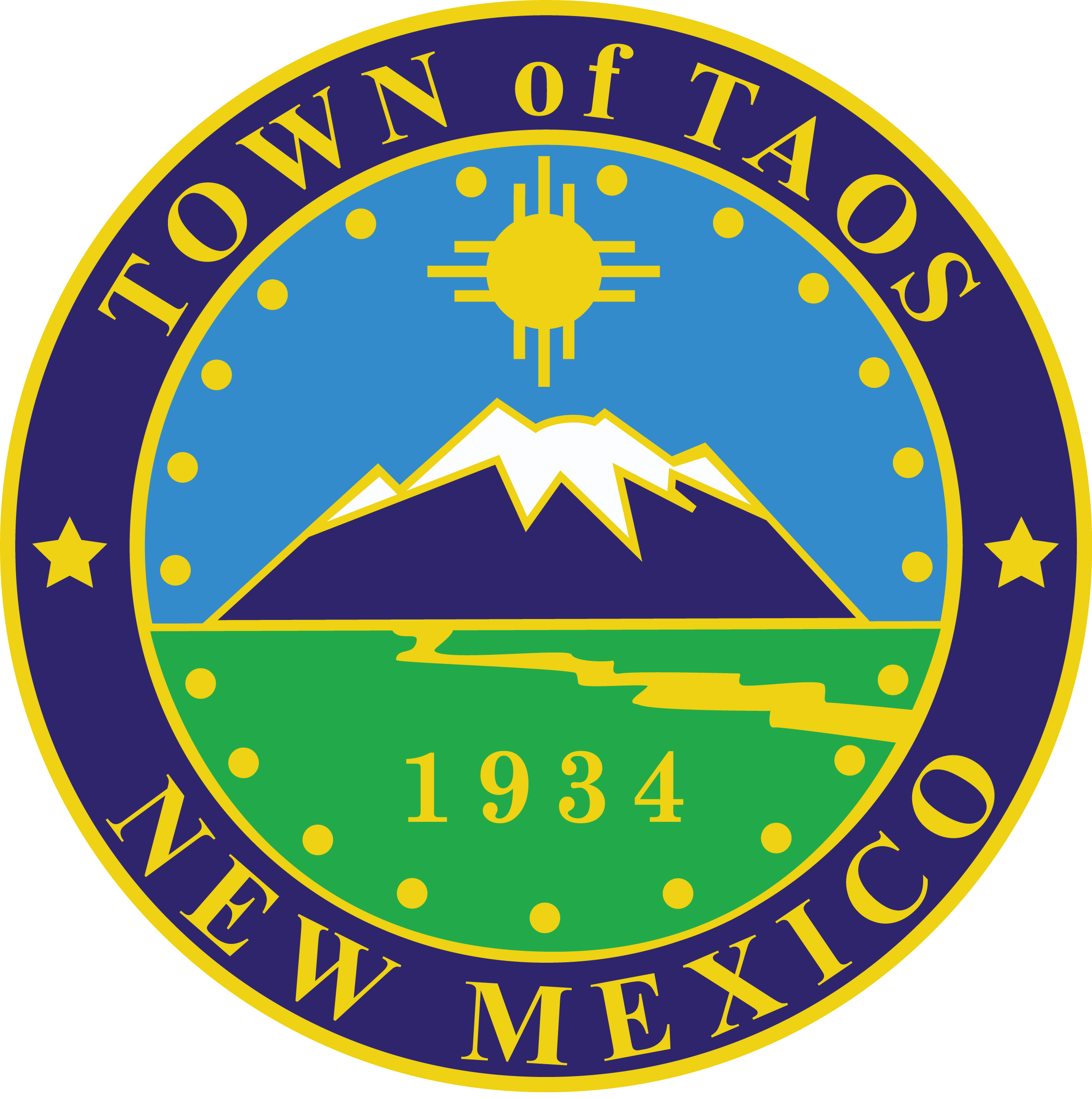 The Town of Toas NM